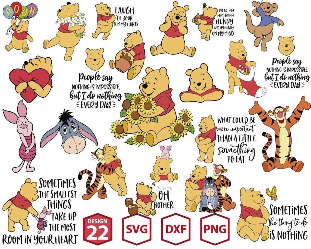 Winnie The Pooh MEGA-03