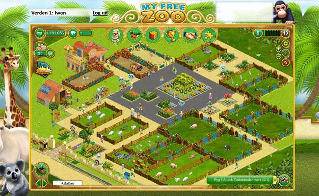 my free zoo hack za darmo