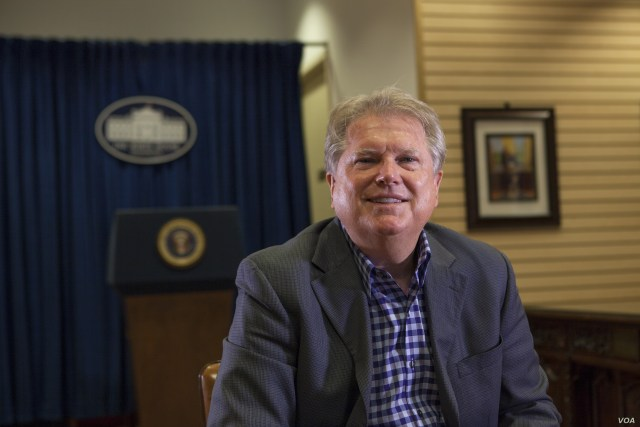 Jim Warlick, Owner of the White House Gift Store