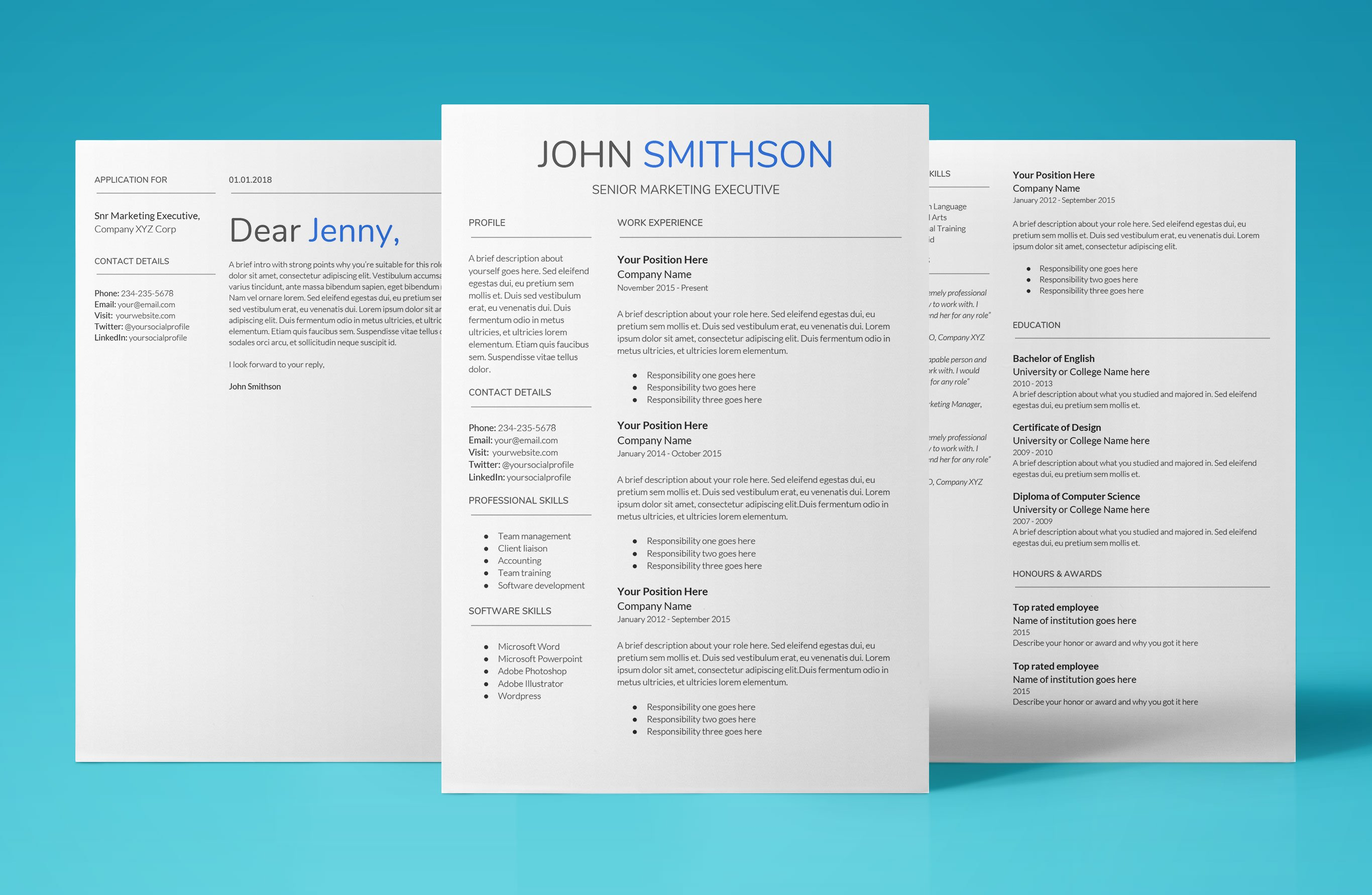 fantastic google docs resume template