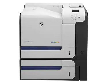 HP LaserJet 500 Color M551 Driver