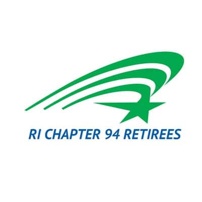 Rhode Island Chapter 94 Retirees logo
