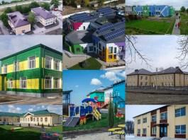 48 нових та оновлених дитячих садків за три з половиною роки відкрито у Дніпропетровській області