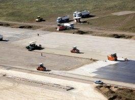 Розбудова інфраструктури: Будівництво нової ЗПС аеропорту «Одеса» продовжується