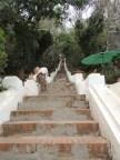 Sooooo many stairs