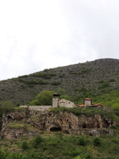 The caves under this monastery date back to the 4th century