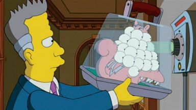 The Simpsons': Albert Brooks' Iconic Guest Characters