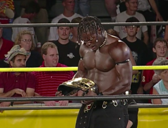 Ron 'The Truth' Killings Captures NWA World Championship
