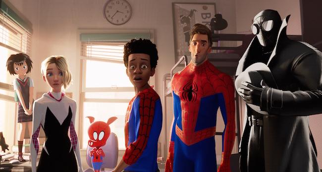 good netflix movies - spider-man