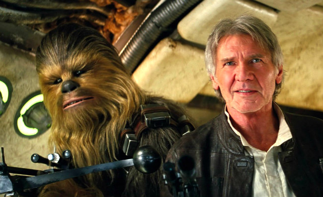 It Was Shockingly Easy To Convince Harrison Ford To Return To Star Wars