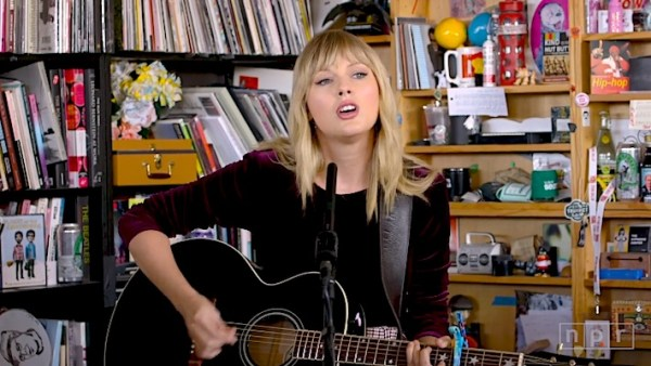 Taylor Swift Relives The Origins Of Her