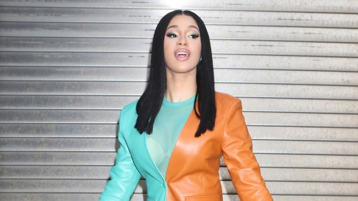 Cardi B Is Reportedly Being Sued For Allegedly Assaulting A Security Guard