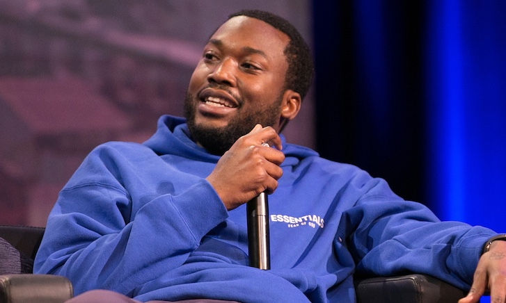 Meek Mill Pleads With Fans To Observe Social Distancing