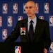 Adam Silver Believes The NBA Wont Shut Down For A Positive Test