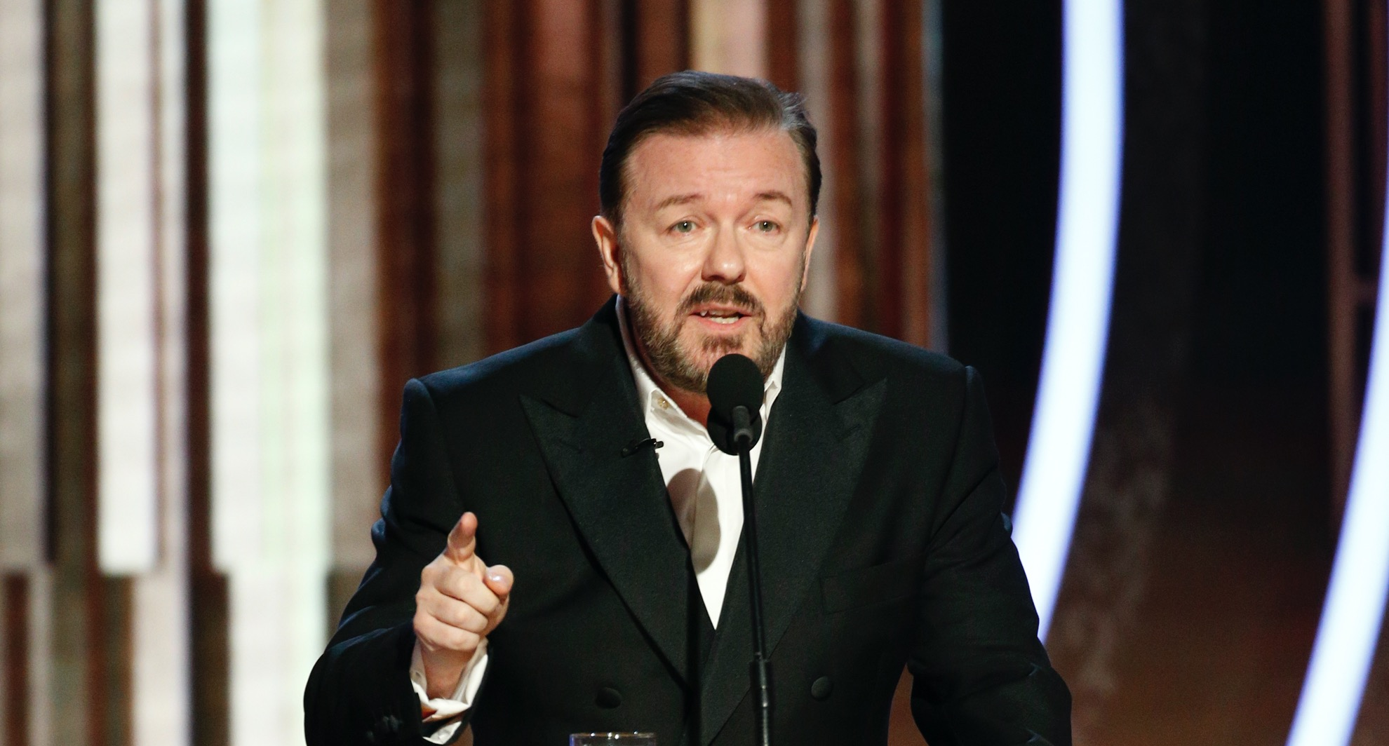 Ricky Gervais Explains Mistake People Make When They Hear His Jokes
