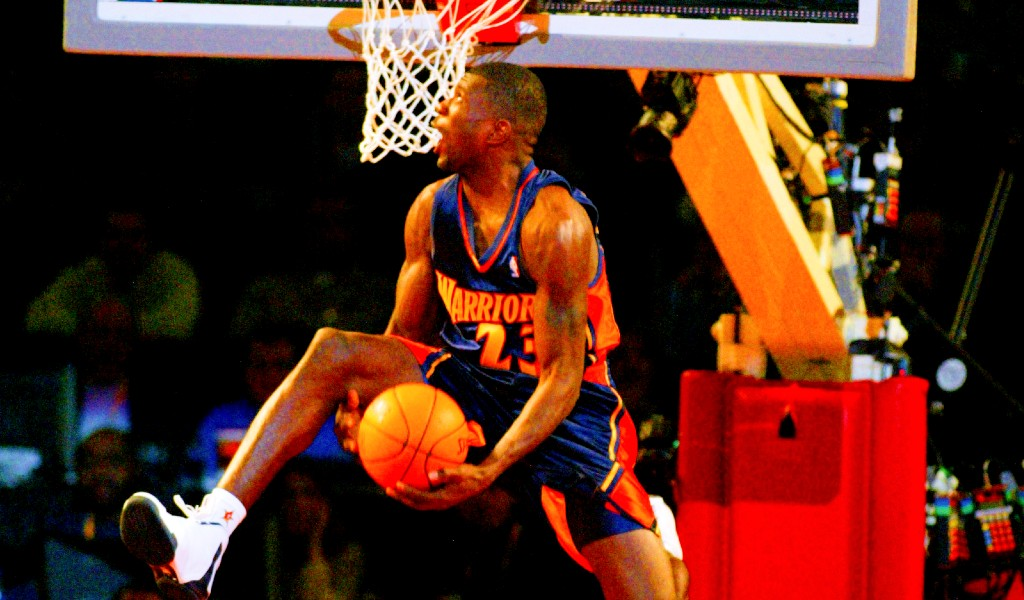 Remembering Jason Richardsons Epic 2003 Dunk Contest Performance