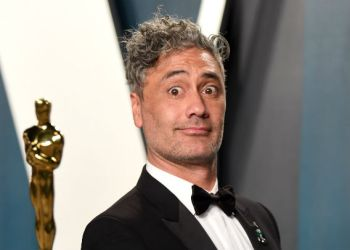 JoJo Rabbits Taika Waititi Has Another Comic-Based Series Coming With Jude Law