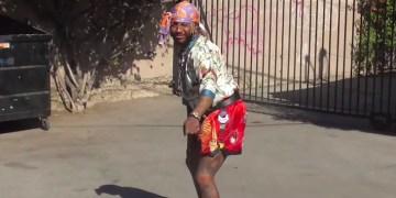 Thundercat Flirts In His Dragonball Durag Video Starring Kali Uchis And Haim