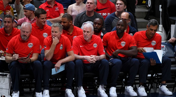 Steve Kerr: Team USAs Coaches Are Planning For The Olympics To Happen This Summer