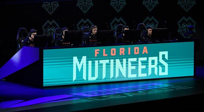 The Florida Mutineers Won COD League Dallas Homestand 3-1 Over Minnesota Rekkr