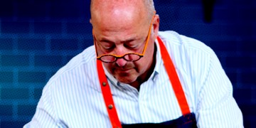 We Asked Chef Andrew Zimmern To Pair His Most Popular Pasta With A Classic Food Movie