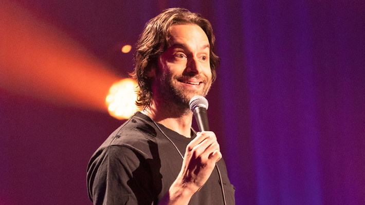 Whats On Tonight: Chris DElias No Pain Stand-Up Special Comes To Netflix