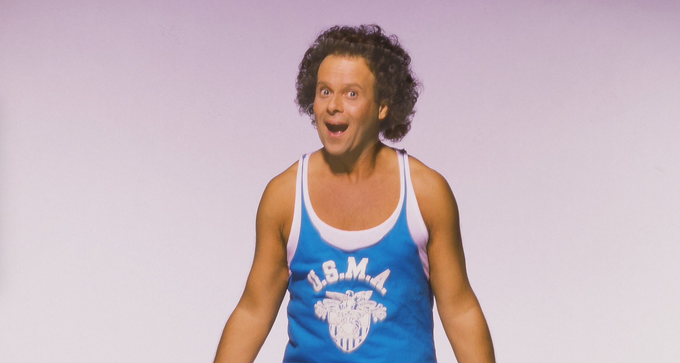 Richard Simmons Is Back (Kind Of) To Help People Stay Motivated While Quarantined