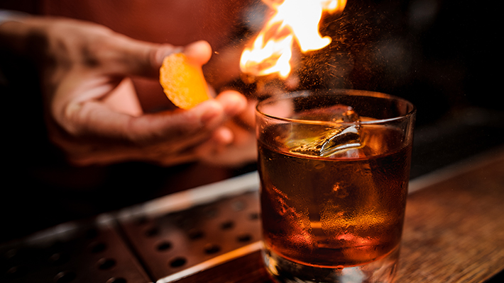 We Asked Bartenders To Name The Best High-Proof Whiskeys