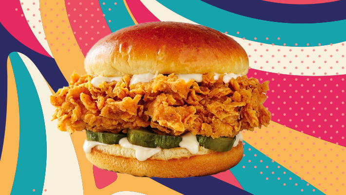 KFC Has Released An Answer To Popeyes Famed Chicken Sandwich