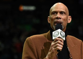 Kareem Abdul-Jabbar Believes America Has Reached A Turning Point