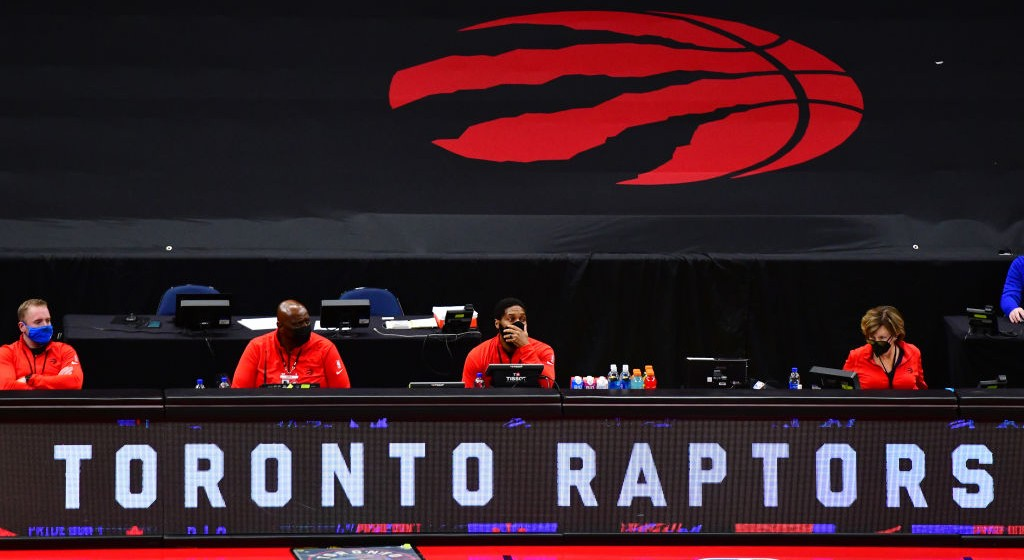 The Raptors Will Use An All-Woman Broadcast Team For March 24 - Tips Loves