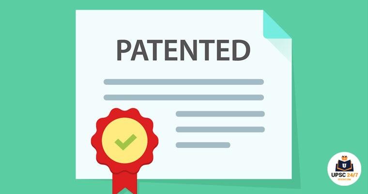 Patents UPSC | Criteria | Patent Amendment Rule 2020 UPSC