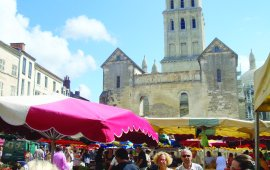 march_de_Perigueux_CP_CDT_Dordogne_