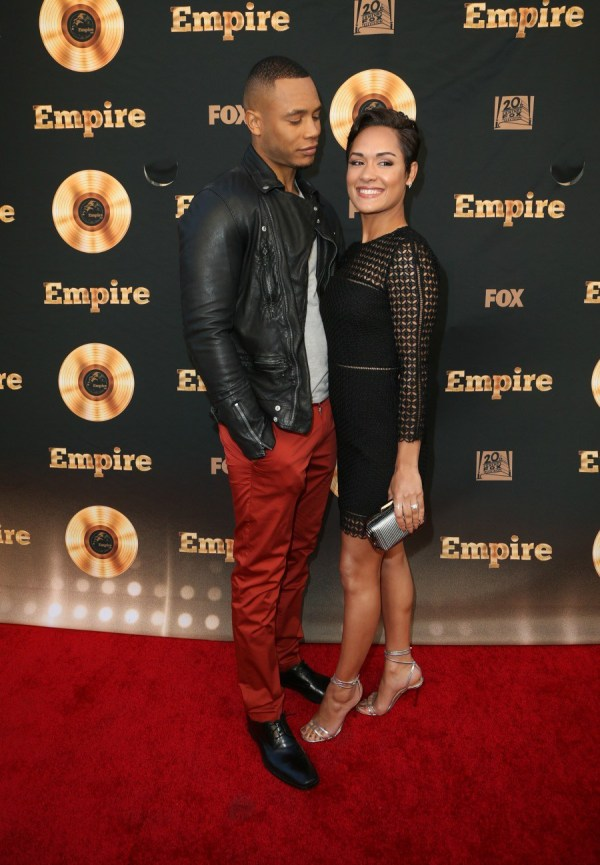 'Empire' FYC ATAS event at Zanuck Theater - Arrivals Featuring: Trai Byers, Grace Gealey Where: Los Angeles, California, United States When: 20 May 2016 Credit: FayesVision/WENN.com