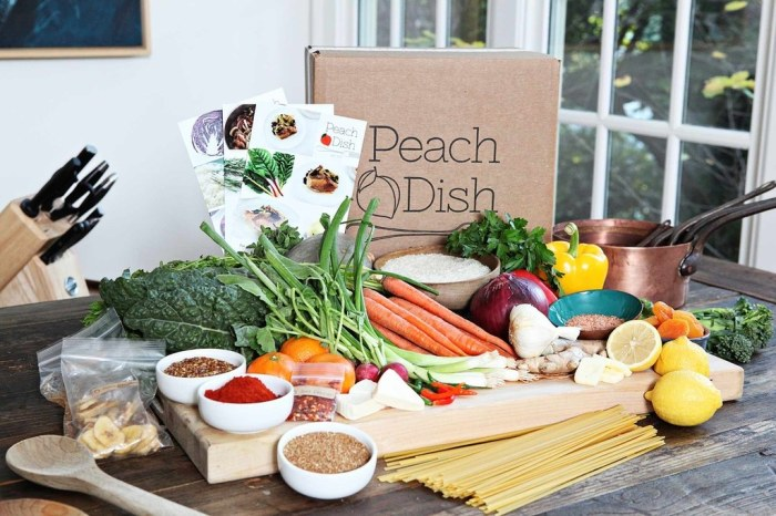 PHOTO: COURTESY OF PEACH DISH