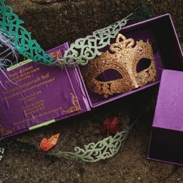 Mask Invitation 1