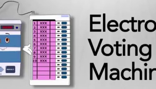 इलेक्ट्रॉनिक वोटिंग मशीन EVM कैसे काम करती है ?