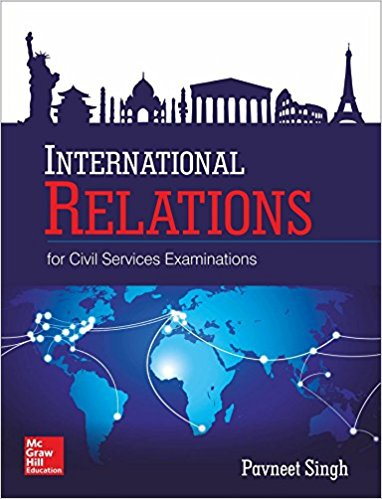 International Relations by Pavneet Singh New Edition