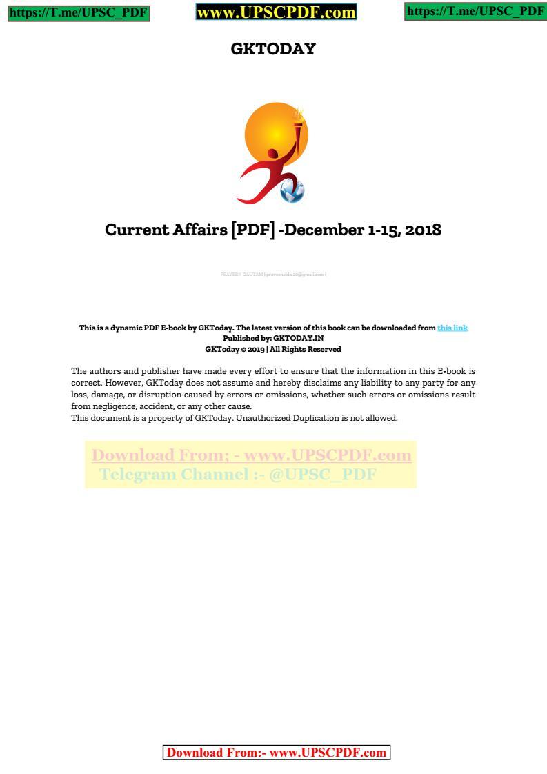 Insights Current Affairs Quiz Pdf