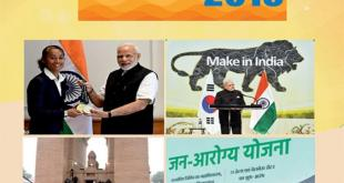 Bharat 2019 India Year Book 2019 Hindi PDF