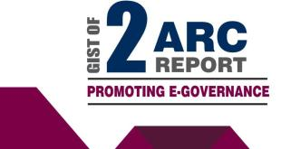 GS Score 2nd ARC Report on Promoting E-Governance