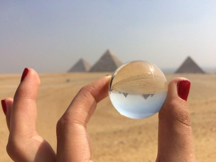 the UpsideDown Pyramids