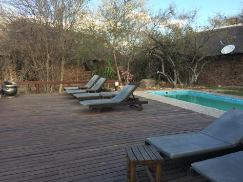 Gomo Gomo Lodge Sun Deck