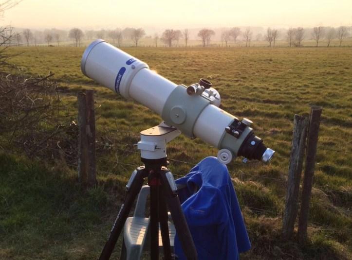 astrofarm telescope