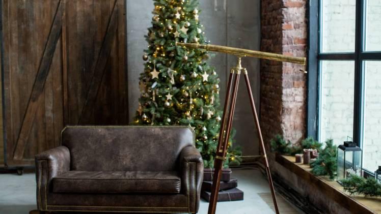 telescope for christmas