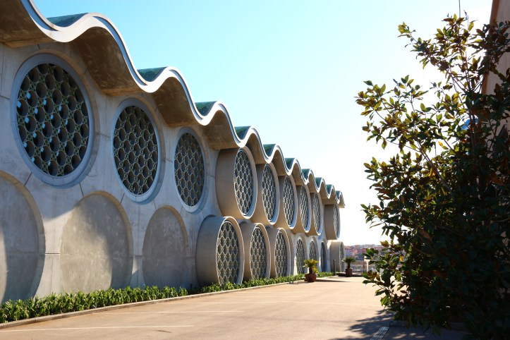 Cava Hotel Mastinell Gaudi inspired architecture