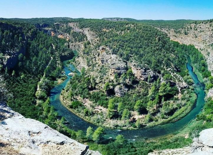 Reasons to visit Spain: Parque Natural de las Hoces del Cabriel