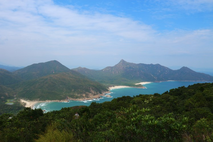 Hiking the MacLehose Trail No. 2 : the string of beaches making it all worth it