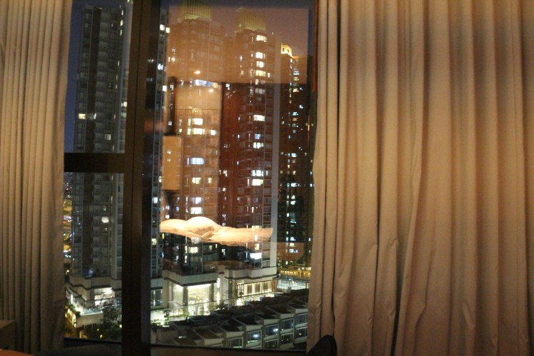 Deluxe city view Room at Kerry Hotel
