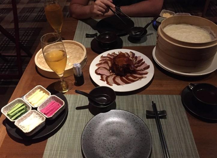 Short stay in Hong Kong: try the Pekin Duck at Hung Tong